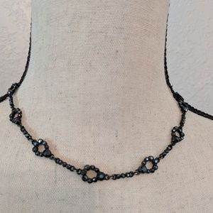 Jewelry - Black necklace choker weeding formal